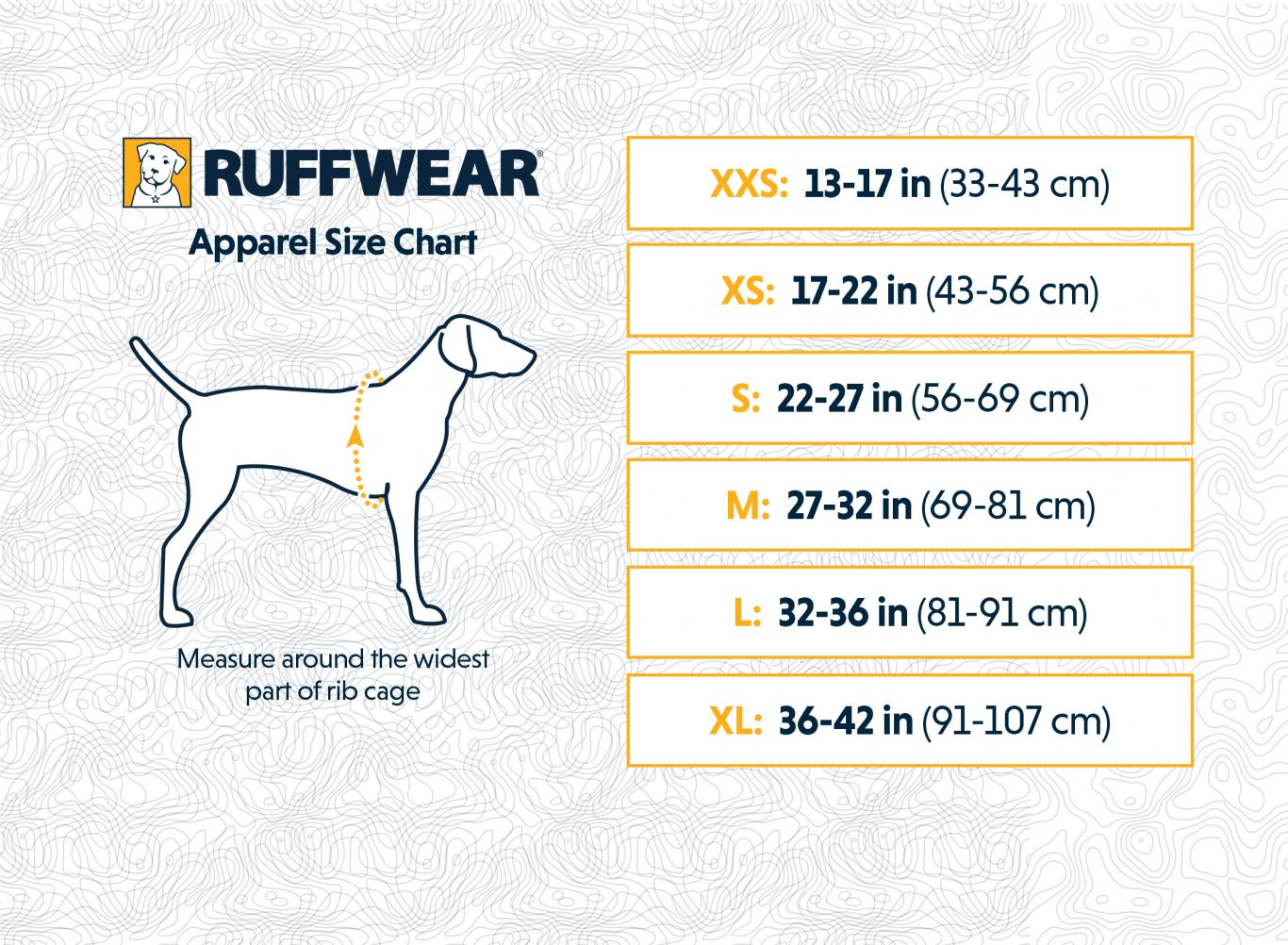 Apparel-Harnesses-Sizing-Chart-Horizontal-6